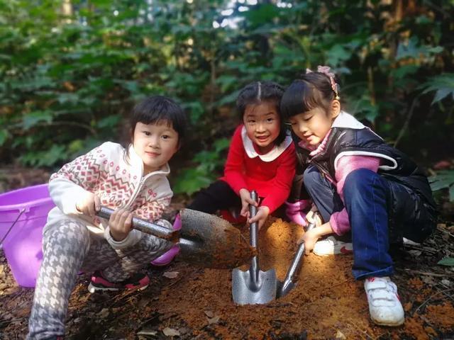 暖陽給的好心情 用一整天的快樂去延續 | 植樹節親子環保活動回顧