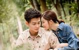 小鮮肉張銘恩同時在2部劇中談戀愛,徐璐和文詠珊誰與他更配?