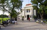 清華大學的校園!