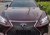 雷克薩斯LS500h真實落地多少錢?銷量不行就代表車子不好嗎?