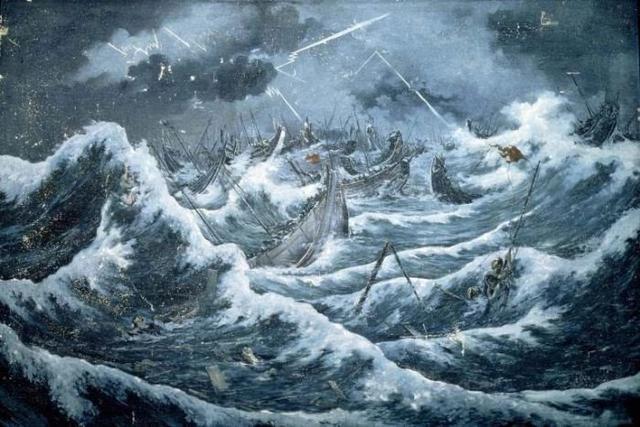 樹倒猢猻散——風雨飄搖的南宋流亡朝廷!
