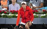 2017馬德里網球公開賽慈善日 莎拉波娃奮力開戰洛佩茲秀好身材
