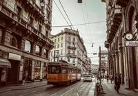 遇城,遇自己 在米蘭的街頭,寫信給你