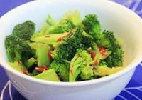 炒西蘭花好吃有技巧,最忌直接焯水,多做這一步,營養又爽脆