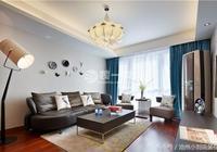 滄州天成熙園三居126平東南亞風格裝飾裝修案例效果 全包12萬