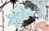 秋風起,蟹腳肥,國畫名家筆下的蟹讓你一飽眼福