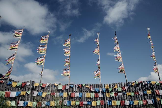 它是去雲南旅遊一定要去的地方,是香格里拉最美的地方