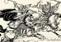嶽雷掃北巔峰之戰:典韋勇鬥宇文成都,百回合平手,秦瓊附體殺敵