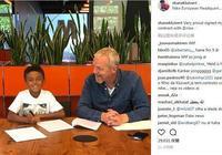 克魯伊維特兒子獲得耐克贊助,年僅9歲!