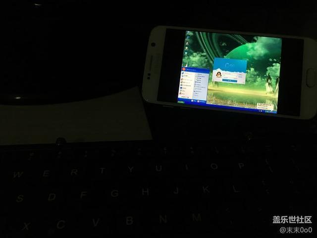 震驚,三星蓋樂世S6完美運行Windows XP!