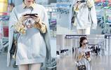 34歲的吳昕這款衛衣簡直太少女了,辣媽戚薇也穿出了18歲童顏