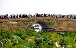 杭州:西湖遊客絡繹不絕,盡享西湖秋色美景