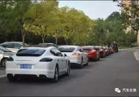 我國豪車最多的8個城市,北京沒上榜,上海排第7,第一是誰呢?