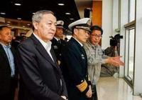海軍總司令為何親自到訪這一造船廠?是為了新型登陸艦而去的?