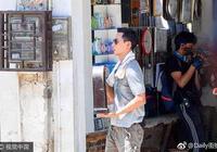 視覺中國鏡頭下的吳彥祖和馮德倫!試問還有誰能帥過吳彥祖!