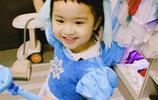 冰雪女王!包文婧為女兒慶生 包餃子cos艾爾莎可愛漂亮