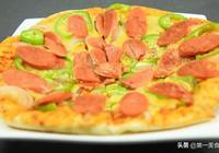 想吃披薩不用買,廚師長教你家庭做法,不用烤箱,照樣外焦裡軟