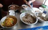午飯花22元喝碗羊肉湯,沂蒙山羊肉味道真好吃得渾身冒汗真痛快