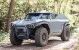 見過橫著跑的戰鬥車嗎?瑞典這款新裝備造型超炫還是油電混合動力