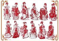紅樓夢金陵十二釵都是誰?