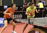 丁寧聯手劉詩雯3-0強勢橫掃對手,劉詩雯逆轉擊敗平野美宇替身