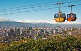 天涯之國在智利聖地亞哥