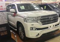 最新的八款中东平行进口SUV报价,哪一款是你的菜?
