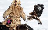 新疆哈薩克族 奇美的獵鷹遊戲