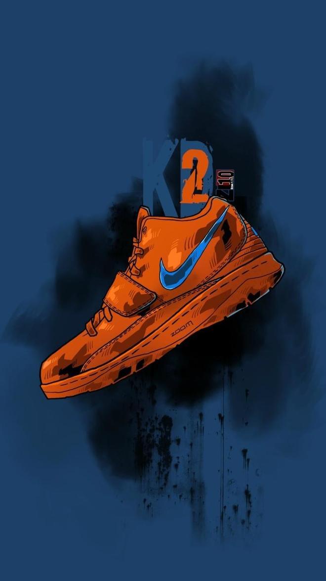 Nike之路,凱文杜蘭特