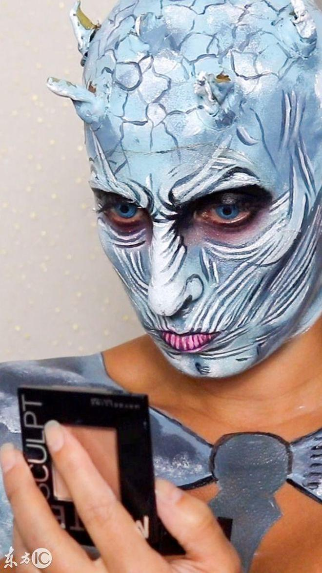 異鬼夜王化妝特效幕後揭祕,這些化妝師真是神一般的人物