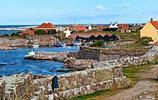 和朋友去丹麥旅遊,記得去默恩島,那是你放鬆心情的樂園