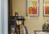隨意之風,唐山鷺港三室兩廳140平米混搭風格裝修案例效果
