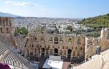 遊玩畫冊 希臘雅典狄俄倪索斯劇場旅遊遊記 讓人感受到十足震撼