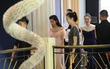 女神李冰冰在上海出席品牌活動,現場火爆。