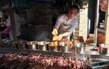 """去西安回民街""""老孫家""""品嚐美食!肉夾饃、烤肉,哪款您最愛?"""