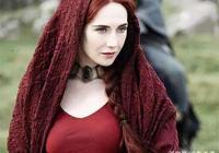 《權力的遊戲》人物誌之:紅袍女巫——梅麗珊卓