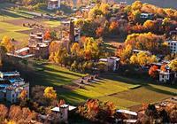 川西紅葉最佳觀賞期,攝丹巴金川的瑰麗色彩