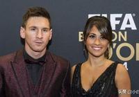 世界足壇五巨星誰的女伴顏值最高?C羅女友僅第4?小貝妻子第1?