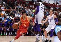 2019年NBA夏季聯賽 7月9日 中國男籃對陣夏洛特黃蜂 附比賽時間