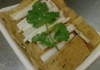 滷水豆腐乾