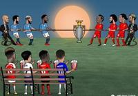 英超只剩三輪,曼城利物浦將全力衝擊冠軍,週中補賽曼市德比,曼聯能阻擊曼城嗎?