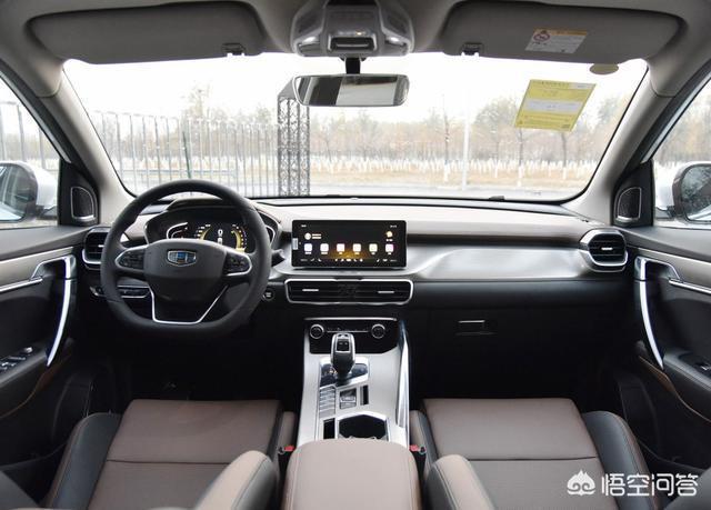 預算11萬,SUV吉利繽越值不值得買呢?選哪款配置比較好?