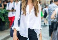 襯衫穿出高級感,衣角一塞腿長又時尚,這樣的穿搭方法你知道嗎?