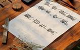 沒有人天生是書法高手,但每天照著字帖描紅,誰都可以練一手好字