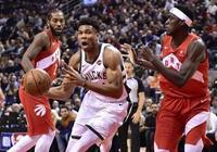 NBA:字母哥壓小卡,雄鹿降龍;馬刺險勝籃網;莊神雙20,活塞勝獨行俠