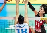 日本女排3-2逆轉塞爾維亞隊 取大獎賽香港站首勝