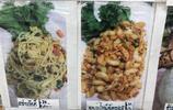 在泰國延簽證,順便在樓下食堂吃頓午餐!倆人吃飽,竟不到23元!
