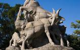 旅遊景點:廣州五羊石像,你知道廣州為什麼叫羊城嗎?