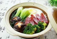 廣式美食系列:臘腸煲仔飯做法推薦