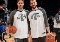 馬克和保羅-加索爾成為NBA歷史唯一一對總冠軍兄弟